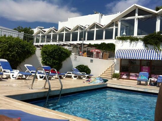 Bodrum Eos Hotel : La 2nde piscine