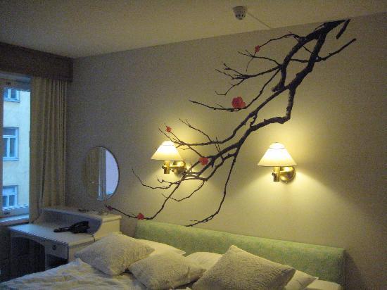 Hotel Rivoli Jardin: chambre double vue sur court intérieur