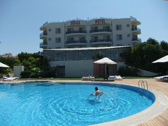 Sisus Hotel: Cadre superbe pour l'Hôtel Sisus