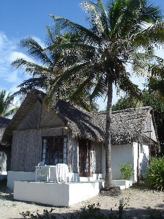Inhambane Province, Mozambique: Rear of Casita No 33