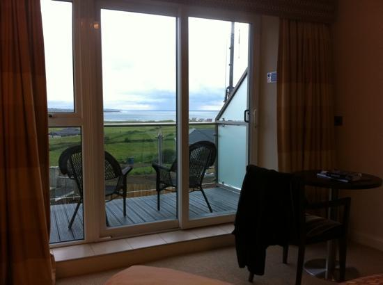 Strandhill Lodge and Suites Hotel: view