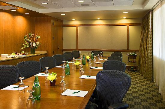 Compass Boardroom at The Lodge at Tiburon