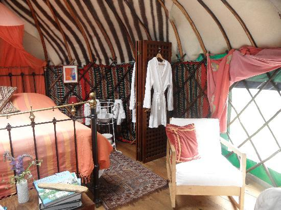 Yurt Holiday Portugal: Gorgeous yurt