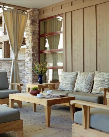 Front Porch at The Lodge at Tiburon