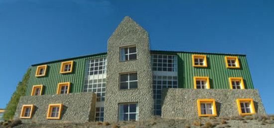 Hostel International Point: Fachada