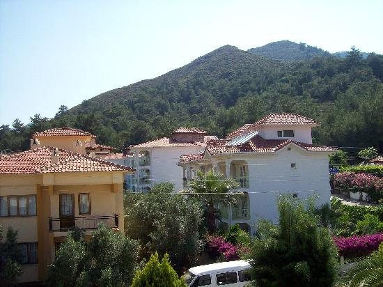 Sahin Palace Apartments: View from apartment