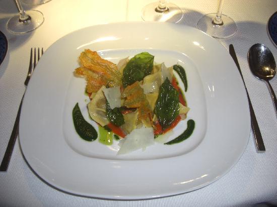 Il Faro di Capo d'Orso : Another great dish