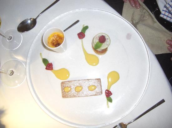 Il Faro di Capo d'Orso : The other dessert