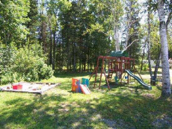 Belle Isle Motel: Children's playground