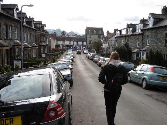 Street outside Ellergill