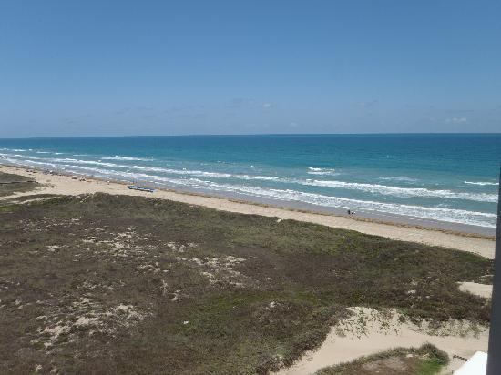 Pearl South Padre: balcony view