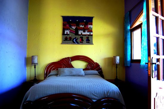 Madre Tierra Resort & Spa: One of the bedrooms