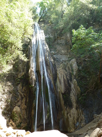 Solvang, Californie : Nojoqui Falls Waterfall
