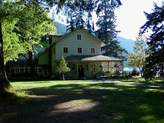 Crescent Lake Lodge Picture Of Lake Crescent Lodge