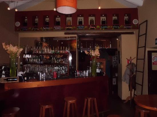 El Pisquerito: bar