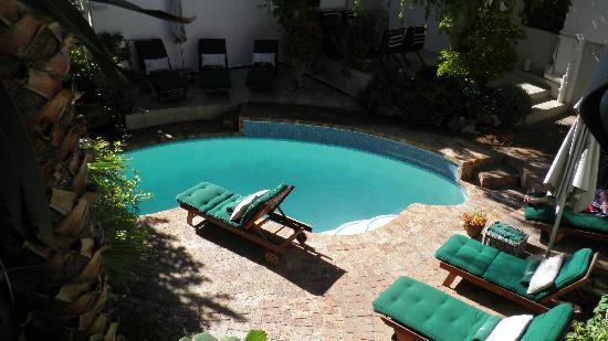 Blackheath Lodge : The pool