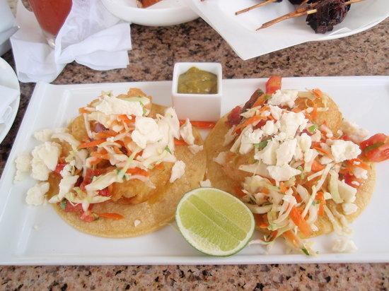 South Street: Fish Tacos