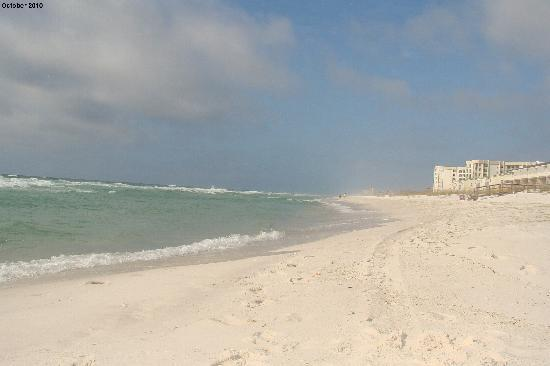 Pensacola Beach in June 2011