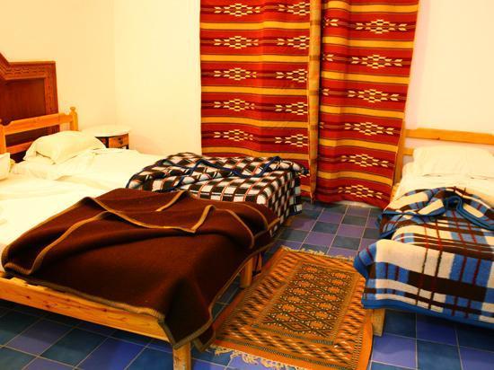 Matmata Hotel : 室内