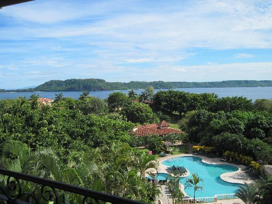 Occidental Grand Papagayo by Barcelo: view from the lobby