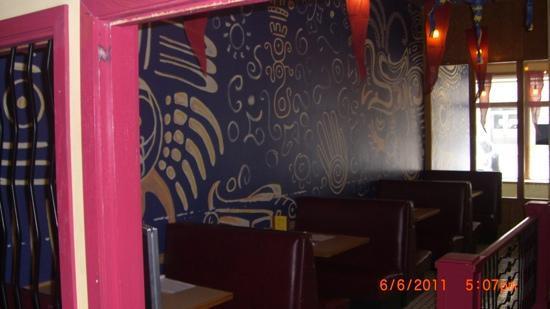 Don Luis Restaurant: overflow dining