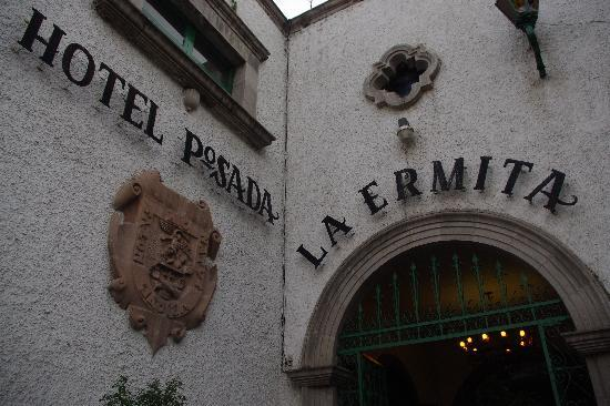 Condo Posada La Ermita : Main entrance