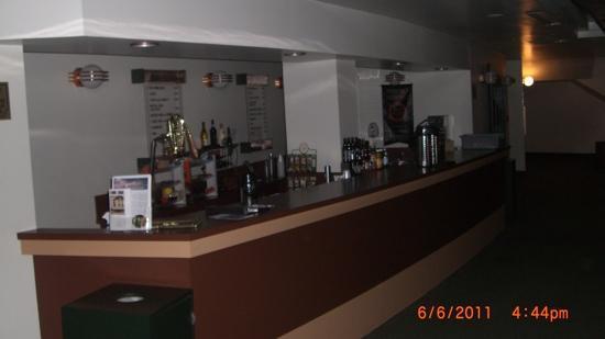 Alberta Bair Theater for the Performing Arts: lobby refreshment bar