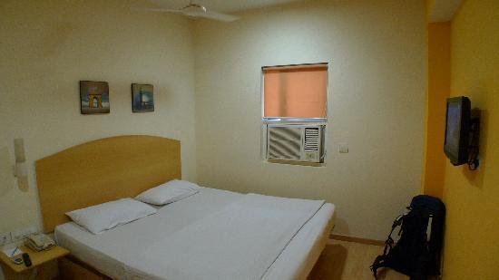 จิงเจอร์ นิวเดลี: standard room