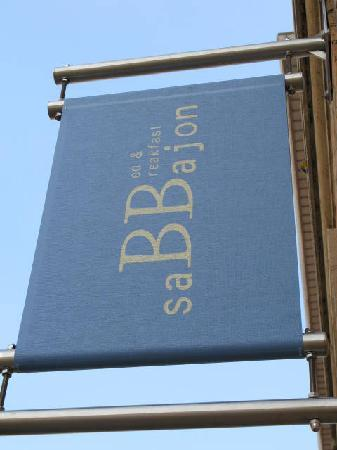 Bed en Breakfast saBBajon: Logo