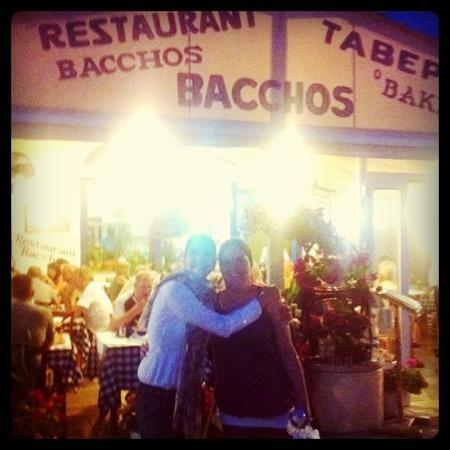Restaurant Bacchos: thanks for visiting
