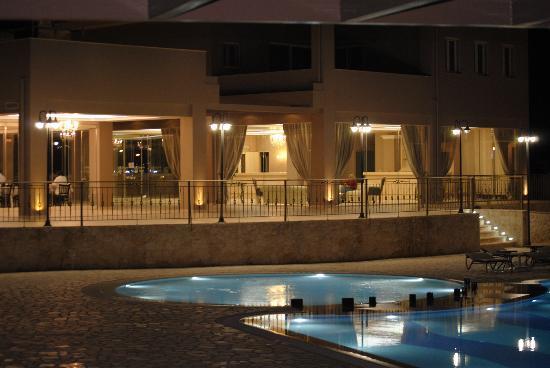 The Magnolia Resort: Restaurant.