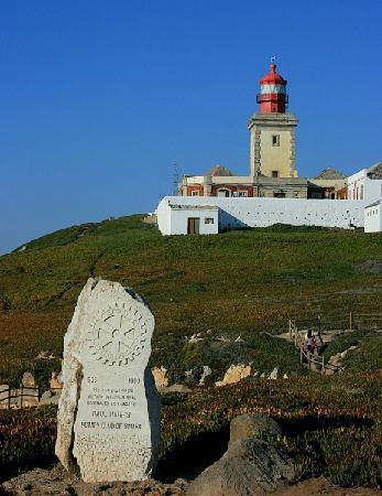 Guincho Adventours: Cabo da roca lighthouse