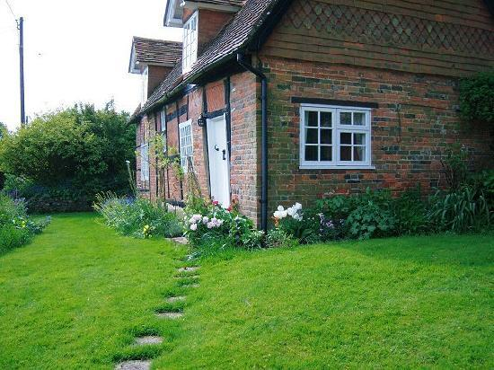Farringdon, UK: We are near Chawton, the home of Jane Austen