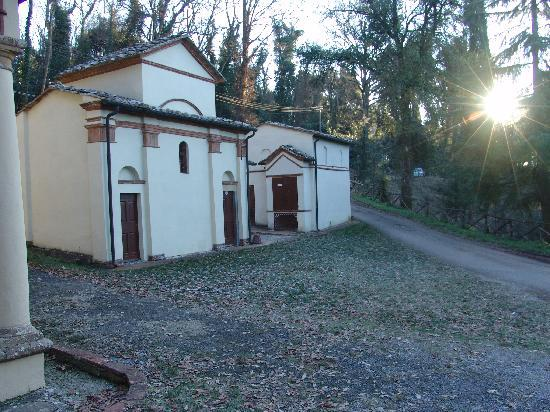 Sacro Monte di San Vivaldo: cappelle