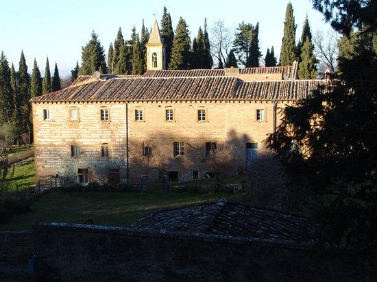 San Vivaldo, Italia: monastero