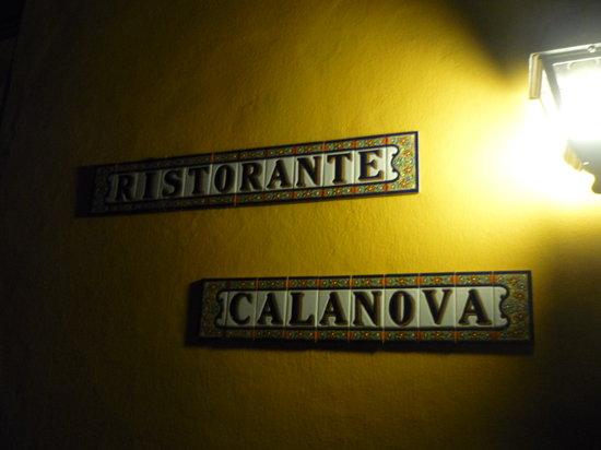 Calanova: ristorante