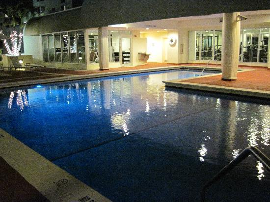Miami Marriott Dadeland: Awesome pool