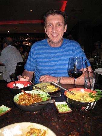 Hanuman Restaurant: ignore hubby please, focus on chettinad