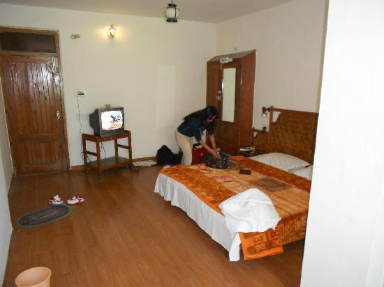 Tourist Hotel: Room