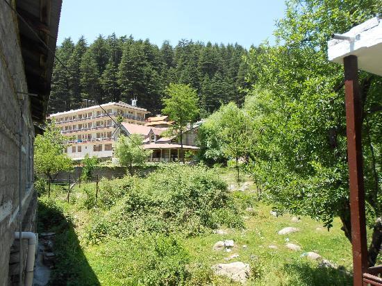 Tourist Hotel: View