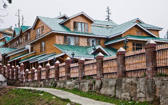 Heevan Retreat Gulmarg: hotel 2