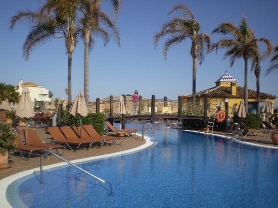 Marriott's Marbella Beach Resort: Endless pool