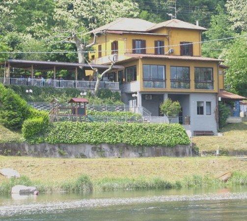 Olginate, Италия: STUPENDA VISTA SULLE ANSE DELL'ADDA
