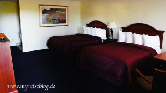 BEST WESTERN Prescottonian: 2 Queen Bed Room