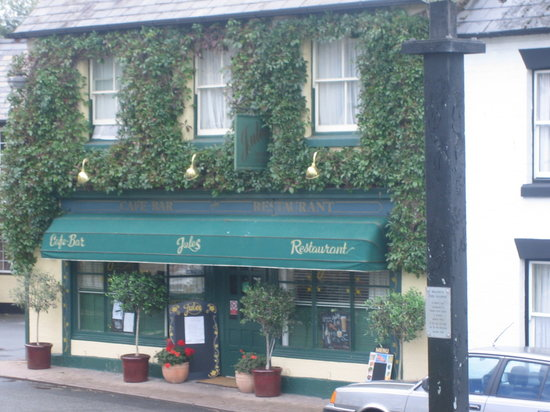 Jules Restaurant Weobley Herefordshire England