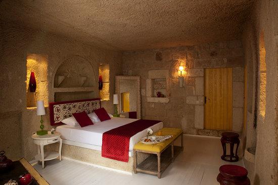 Hezen Cave Hotel: Deluxe Cave Room