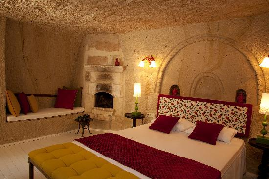 Standart Double room - in Cave (31827569)