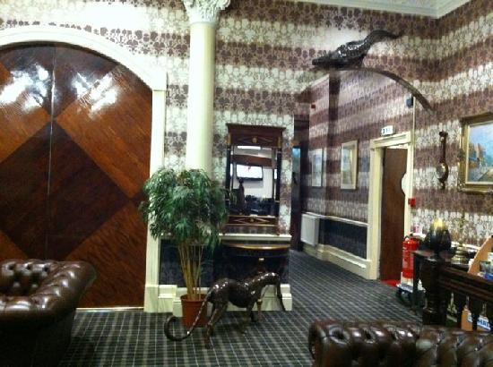 Alexander Thomson Hotel: The lounge at Alexander Thomson