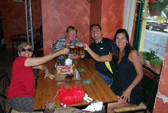 Caruana Tours : Jun/2011 na zdravi! cheers! Salud!