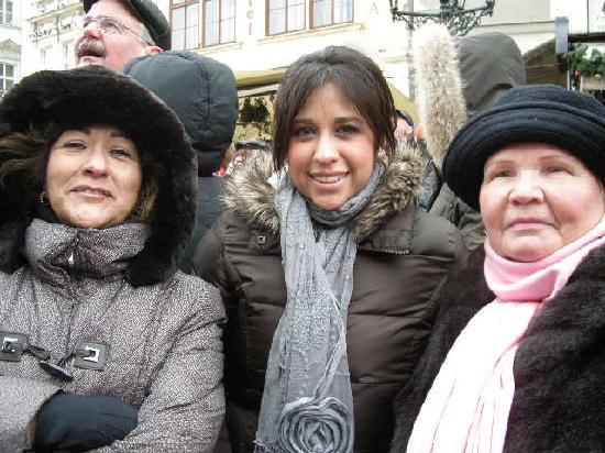 Caruana Tours : Jan/2011 Staré Město